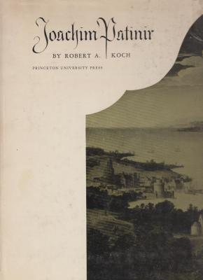 9780691038261: Joachim Patinir