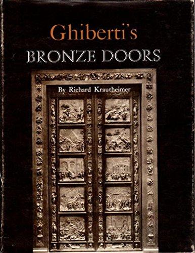 9780691038742: Ghiberti's Bronze Doors