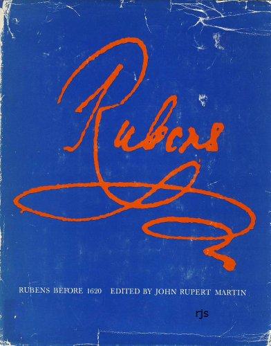 Rubens before 1620: John Rupert Martin