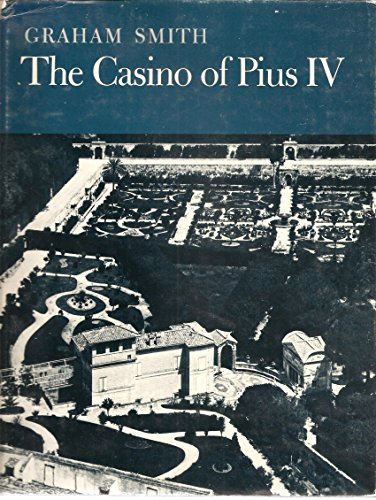 9780691039152: The Casino of Pius IV