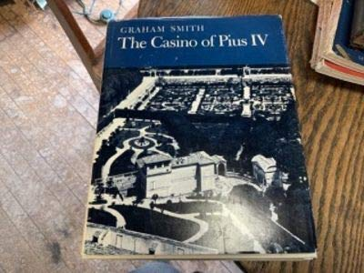 The Casino of Pius IV: Smith, Graham