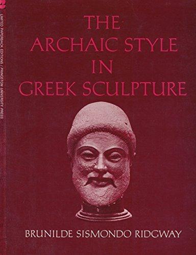 9780691039206: Archaic Style in Greek Sculpture