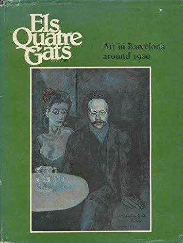 9780691039282: Els Quatre Gats: Art in Barcelona around 1900