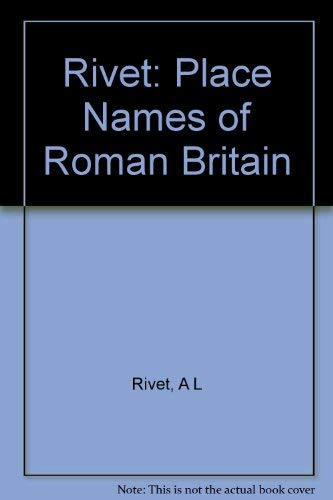 9780691039534: Place-Names of Roman Britain
