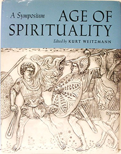 9780691039565: Age of Spirituality: A Symposium