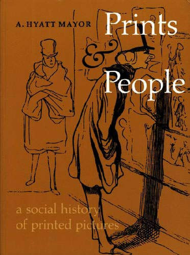 9780691039589: Prints and People: A Social History of Printed Pictures