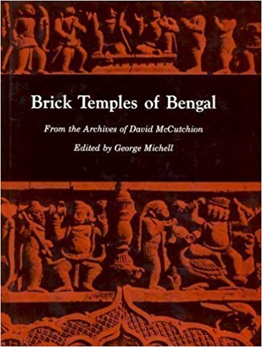 9780691040103: Brick Temples of Bengal: From the Archives of David McCutchion