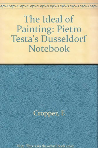 9780691040219: The Ideal of Painting: Pietro Testa's Dusseldorf Notebook