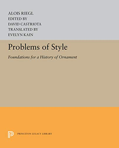 9780691040875: Problems of Style