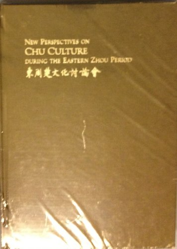 9780691040950: New Perspectives on Chu Culture during the Eastern Zhou Period