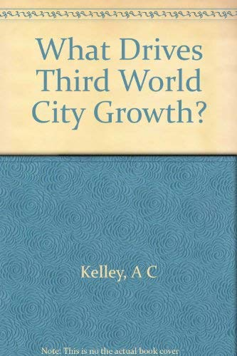 What Drives Third World City Growth? (Princeton Legacy Library)