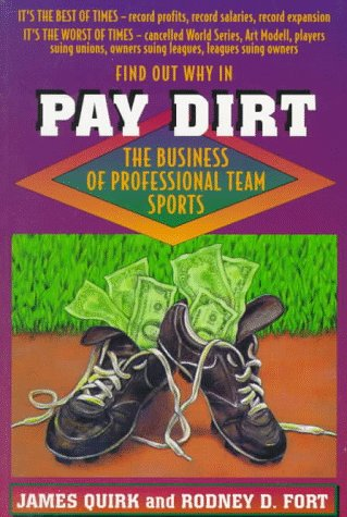 Pay Dirt: James P. Quirk;