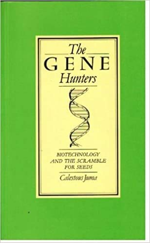 9780691042589: The Gene Hunters: Biotechnology and the Scramble for Seeds (Princeton Legacy Library)