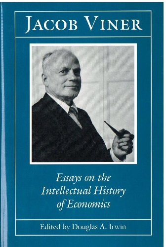 9780691042664: Essays on the Intellectual History of Economics (Princeton Legacy Library)