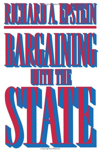 9780691042732: Bargaining With the State