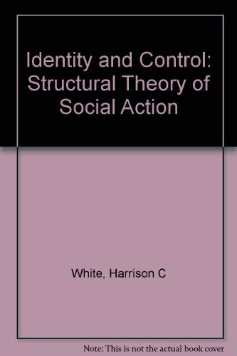 9780691043043: Identity and Control: A Structural Theory of Social Action