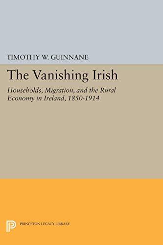 9780691043074: The Vanishing Irish