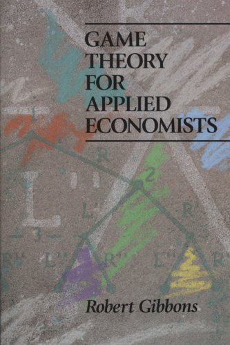 9780691043081: Game Theory for Applied Economists