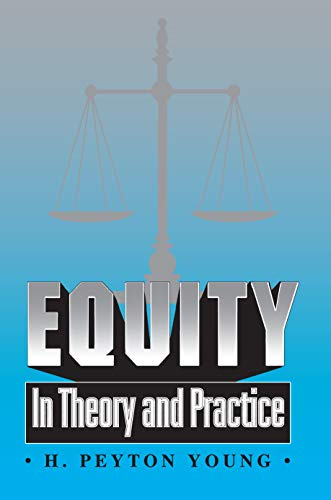 9780691043197: Equity: In Theory and Practice