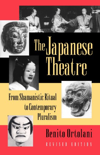 9780691043333: The Japanese Theatre: From Shamanistic Ritual to Contemporary Pluralism