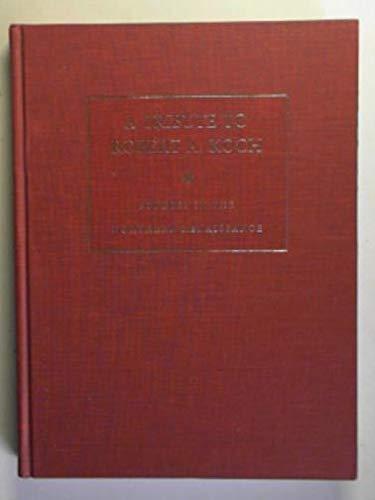 Studies in the Northern Renaissance: Koch, Robert A., Clark, Gregory T.