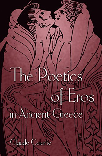 9780691043418: The Poetics of Eros in Ancient Greece