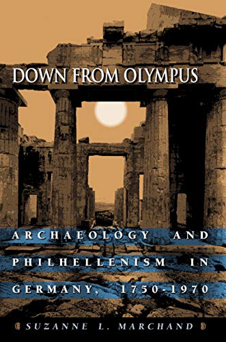 Down from Olympus: Suzanne L. Marchand