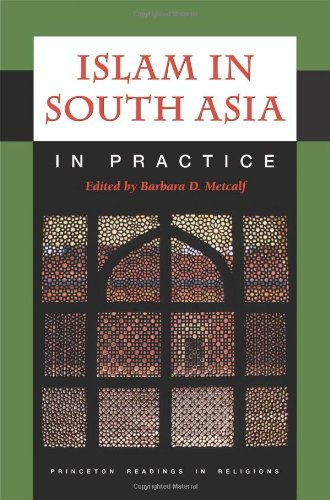 9780691044217: Islam in South Asia in Practice (Princeton Readings in Religions)