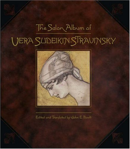9780691044248: The Salon Album of Vera Sudeikin-Stravinsky