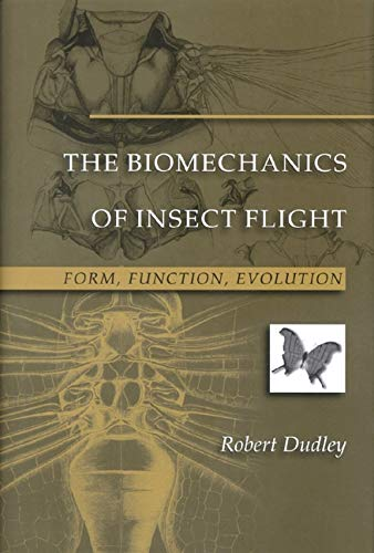9780691044309: The Biomechanics of Insect Flight: Form, Function, Evolution