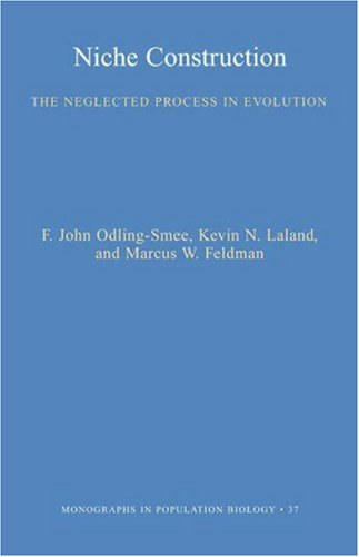 9780691044385: Niche Construction: The Neglected Process in Evolution