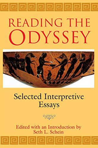 Reading the Odyssey: Princeton Univ Pr