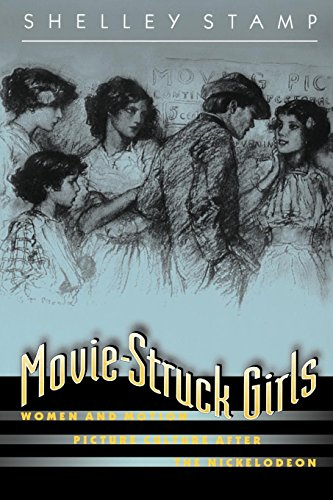 Movie-Struck Girls: Stamp, Shelley