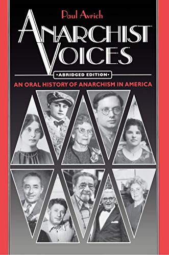 Anarchist Voices - Avrich, Paul