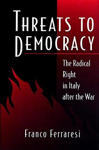 9780691044996: Threats to Democracy