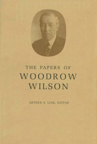 The Papers of Woodrow Wilson VOL 25, 1912