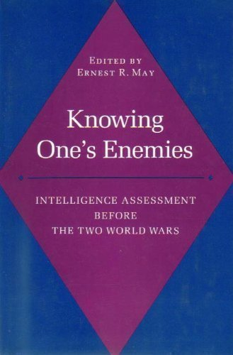 Knowing One's Enemies Intelligence Assessment before the Two World Wars: May, Ernest R.