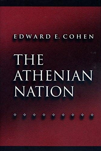 The Athenian Nation: Cohen, Edward