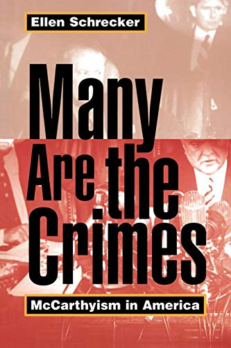 9780691048703: Many Are the Crimes: McCarthyism in America (Princeton Paperbacks)