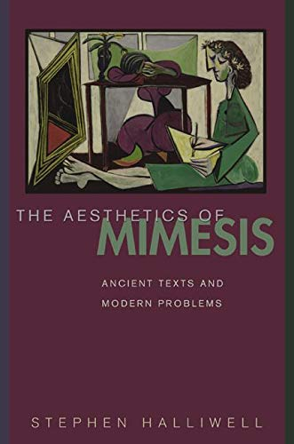 9780691048826: The Aesthetics of Mimesis: Ancient Texts and Modern Problems