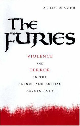 9780691048970: The Furies: Violence and Terror in the French and Russian Revolutions