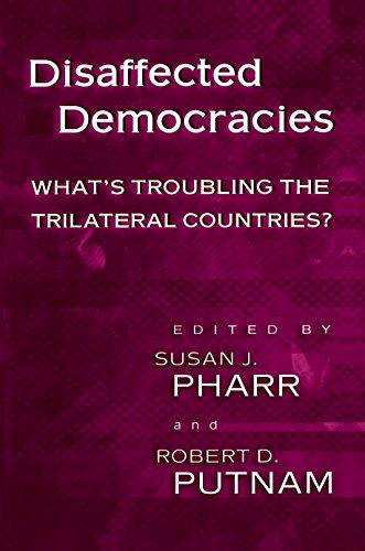 9780691049236: Disaffected Democracies