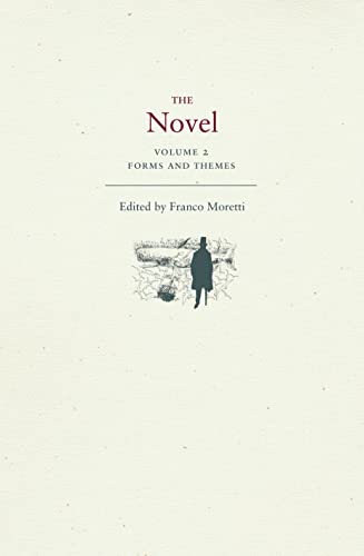 9780691049489: The Novel, Volume 2: Forms and Themes