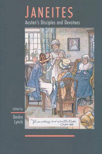 9780691050058: Janeites: Austen's Disciples and Devotees