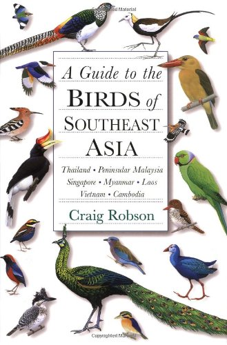 9780691050126: A Guide to the Birds of Southeast Asia