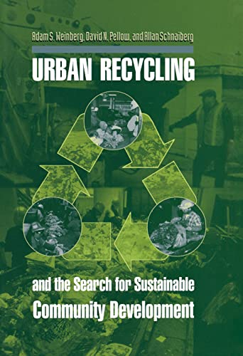 9780691050140: Urban Recycling and the Search for Sustainable Community Development