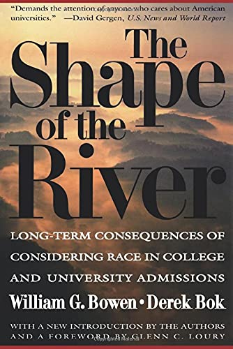9780691050195: The Shape of the River