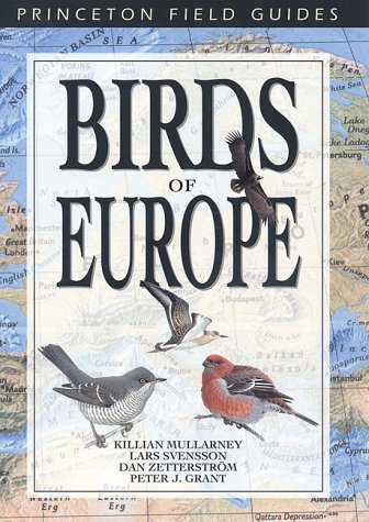 9780691050539: Birds of Europe (Princeton Field Guides)
