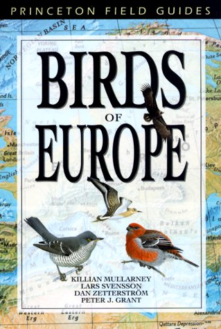 9780691050546: Birds of Europe (Princeton Field Guides)
