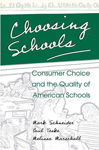 9780691050577: Choosing Schools